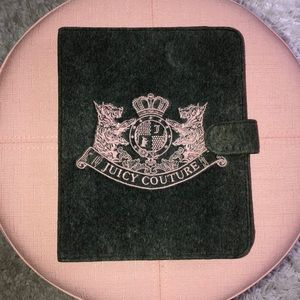 Juicy Couture iPad 2 case